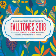Limited Edition Dharma Fiber Reactive Falltones for 2018