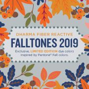 Limited Edition Dharma Fiber Reactive Falltones for 2019