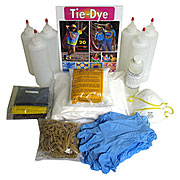 Tie-Dye Little Group Kit (~50 T-Shirts)