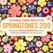 Limited Edition Fiber Reactive SpringTones For 2019