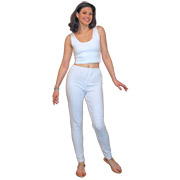 Relaxed Leggings Cotton/Spandex