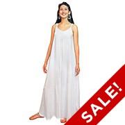 Slip-on Maxi Dress
