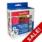 Speedball Fabric Block Printing Set - 6 Colors