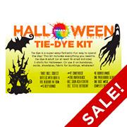 Halloween Tie-Dye Kit