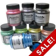 Pearl-Ex Chromatic 8 Color Set