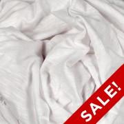 Slubby 100% Cotton Knit
