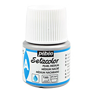 Setacolor Pearl Medium 45ml.