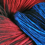 Space Dyed Yarn with Acid Dyes Tutorial