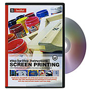 Speedball Screen Printing Instructional DVD