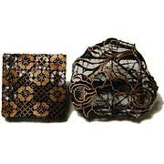 Copper Batik Tjaps