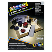 Versatex Screen Printing Kit