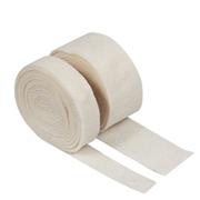 White Wool Roving Ribbon