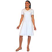 Y-Front Swing Dress