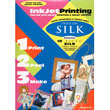 No steam Silk, and Cotton fabric sheets for Ink Jet Printers