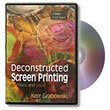 Screen Printing Books and DVDs