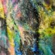 Galaxy Scarves with Tumble Dye Paints Tutorial