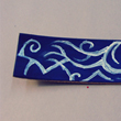 Hand-Painted Leather Bookmark Tutorial