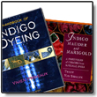Natural Dyeing Books & DVD's