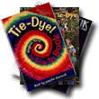 Tie-dye Books and DVDs