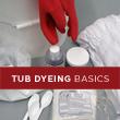 The Tub (Washing Machine, Vat, Bucket) Dye Method